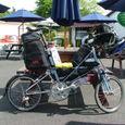 The Bike @ Drumnadrochit