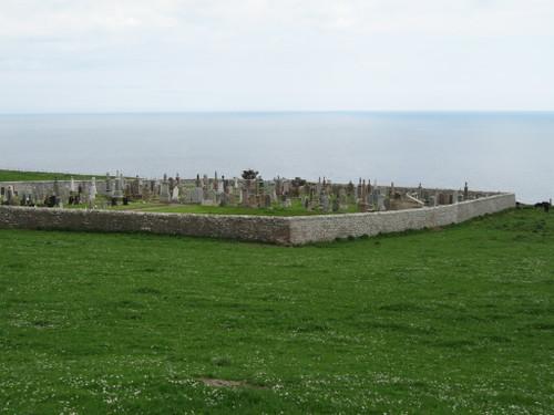 Highland graveyard