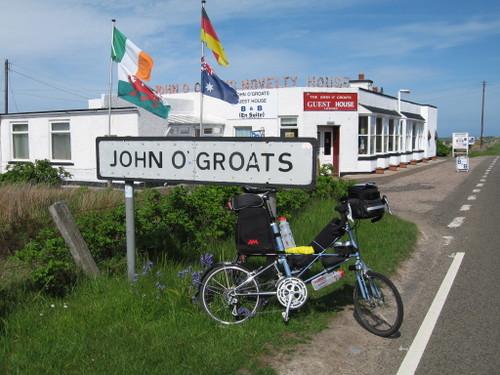 The gaudy John o'Groats