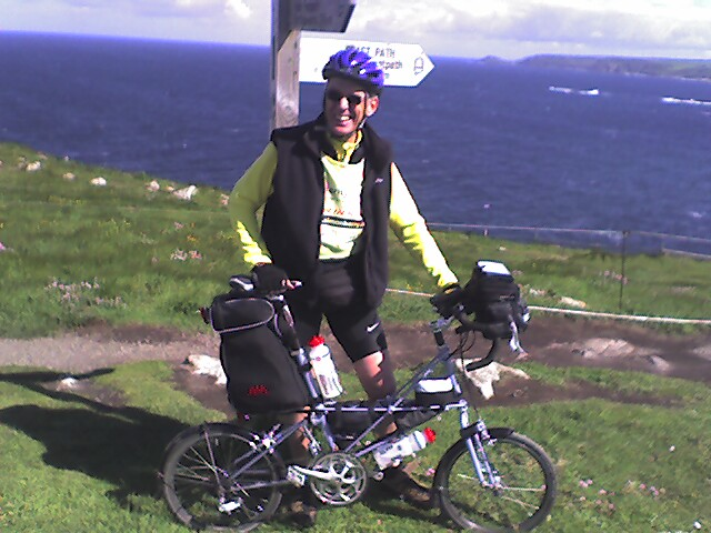 (Nearly) Live from Land's End