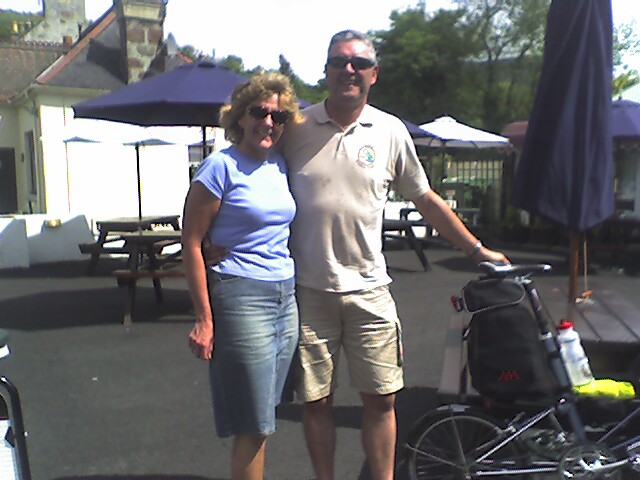 Meet Jean & Rob - Stage 14